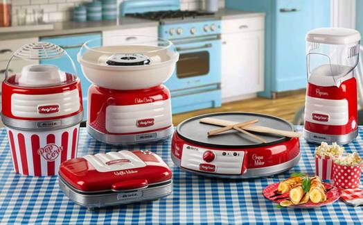Obrázok ku článku Party přímo u vás doma: Připravte návštěvě domácí popcorn, palačinky nebo vafle!