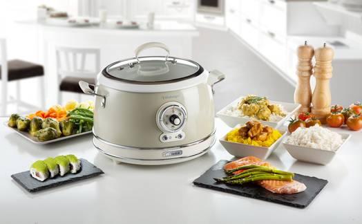 Obrázok ku článku Multifunkčný hrniec a ryžovar Ariete: Čo všetko zvládne a prečo by vám nemal v kuchyni chýbať?