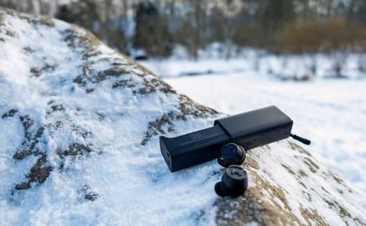 Obrázok ku článku Recenze JBL Under Armour Flash X: Kvalitní bezdrátová sluchátka pro sportovce