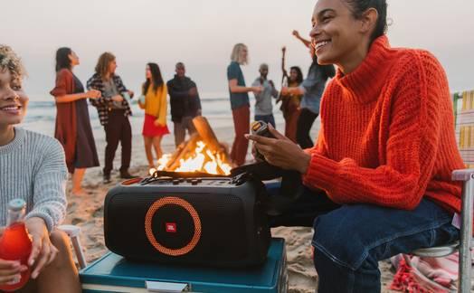 Obrázok ku článku JBL PartyBox On-The-GO: Hudobný reproduktor na oslavu