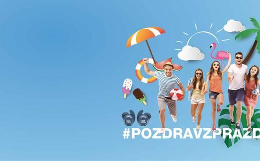 Obrázok ku článku #POZDRAVZPRAZDNIN – súťaž o 10 x #TYWOLESLUCHATKA JBL Reflect Mini NC