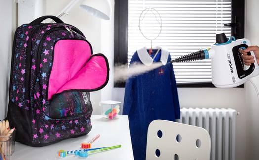 Obrázok ku článku Parní čištění po začátečníky: S čím si čističe poradí a co jim raději nesvěřit?