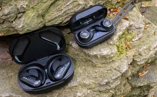 Obrázok ku článku Ideálne športové slúchadlá? JBL ponúka nové modely stvorené na športovanie